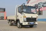 中国重汽HOWO 追梦 经典款 110马力 4.165米单排栏板轻卡(ZZ1047C3314E145-2)