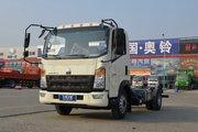 中国重汽HOWO 悍将 110马力 4.15米单排仓栅式轻卡(ZZ5047CCYC3314E145-1)