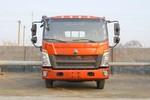 中国重汽HOWO 悍将 130马力 4.165米单排栏板轻卡(ZZ1097G3315E191)图片