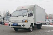 江淮 恺达X6 1.6L 120马力 3.8米单排厢式微卡(国六)(HFC5036XXYPV3E2C1S)