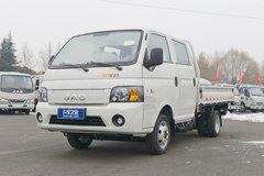 江淮 恺达X6 1.6L 120马力 2.97米双排栏板微卡(国六)(HFC1036RV3E3C1S) 卡车图片