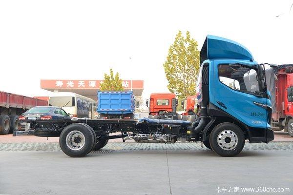 飞碟W5载货车北京市火热促销中 让利高达2万