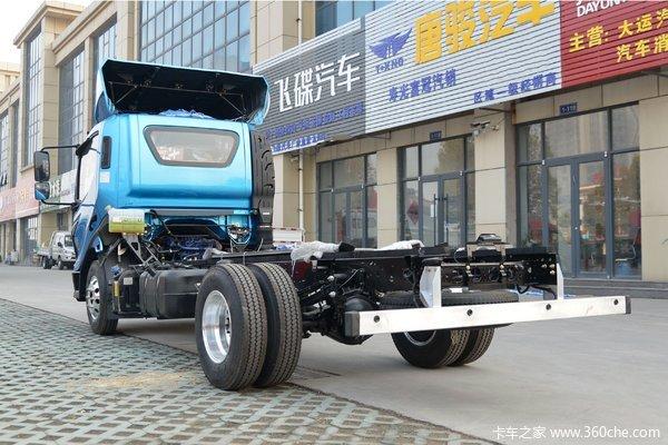 飞碟W5载货车北京市火热促销中 让利高达1万