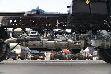 飞碟 W5 130马力 4.18米单排厢式轻卡(国六)(FD5040XXYW68K6-1)图片