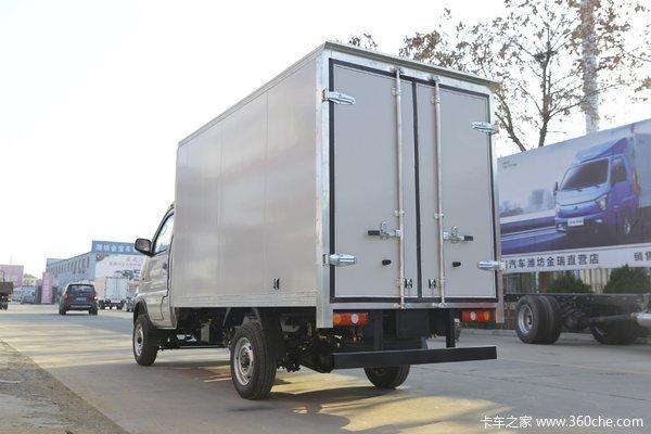 优惠0.3万鄂尔多斯途逸T3载货车促销中