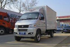 东风途逸 T3(原小霸王W) 1.3L 91马力 2.7米单排厢式小卡(单后轮)(国六)(EQ5031XXY60Q4AC)