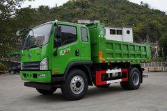 解放 虎VH 160马力 4X2 4.2米自卸车(10挡)(CA3181P40K62L3E5A90)
