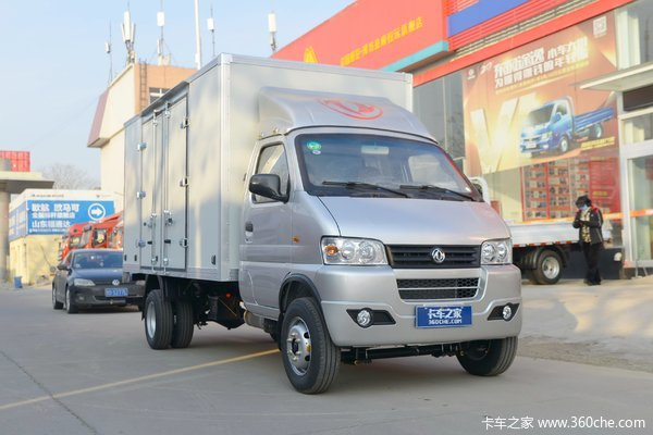 优惠0.5万东风单排厢货载货车促销中