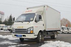 江淮 恺达X7 舒适型 120马力 3.8米单排厢式轻卡(HFC5041XXYPV3K1C1V)