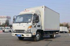 江淮 康铃J5 132马力 4.15米单排厢式轻卡(HFC5041XXYP52K3C2V) 卡车图片