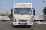 江淮 骏铃J5 143马力 4.18米单排仓栅式轻卡(HFC5043CCYP92K2C2NV)图片