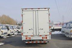 江淮 康铃J5 132马力 4.15米单排厢式轻卡(HFC5041XXYP52K3C2V)