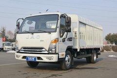 江淮 康铃J5 132马力 4.18米单排畜禽运输车(HFC5041CCQP52K3C2V) 卡车图片