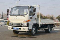 江淮 骏铃V3 127马力 4.18米单排栏板轻卡(HFC1041P33K1C7S) 卡车图片