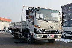 江淮 骏铃A8 160马力 4.18米单排栏板轻卡(国六)(江淮6挡)(HFC1048P51K1C7S) 卡车图片