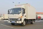 江淮 骏铃V5 129马力 4.15米单排厢式轻卡(HFC5071XXYP92K1C2V-1)图片