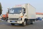 江淮 骏铃V6 150马力 3.82米排半厢式轻卡(国六)(HFC5043XXYB31K1C7S)图片