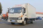 江淮 骏铃V6 130马力 4.18米单排厢式轻卡(HFC5043XXYP91K5C2V)