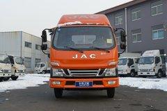 江淮 骏铃V5 120马力 4.18米单排厢式轻卡(HFC5043XXYP91K1C2V) 卡车图片