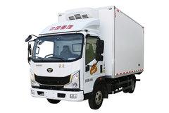 中国重汽 豪曼H3 73马力 4.15米混合动力冷藏车(FDQ5040XLCSHEVMD)