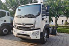 福田 领航ES7 245马力 4X2 电源车底盘(国六)(BJ1184VKPFN-02)