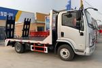 陕汽轻卡 德龙K3000 160马力 4X2 平板运输车(YTQ5041TPBKJ331)