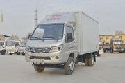 唐骏欧铃 赛菱F3-1 1.5L 112马力 3.3米单排厢式微卡(国六)(ZB5030XXYADC3L)