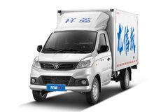 福田 祥菱V1 1.6L 龙信版 122马力 汽油 3.2米单排厢式微卡(单后轮)(国六)(BJ5020XXY2JV5-53) 卡车图片