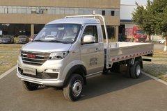 金杯 鑫卡T50 PLUS 标准型 149马力 汽油 3.855米单排栏板微卡(国六)(JKC1034D6X1) 卡车图片