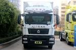 中国重汽 汕德卡SITRAK G5重卡 270马力 4X2 9.52米厢式载货车(ZZ5186XXYN711GF1)图片