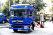 东风 多利卡D9 200马力 4X2 8米厢式载货车(国六)(EQ5181XXYL9CDHAC)
