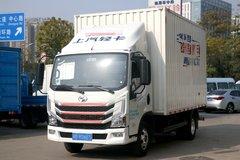 跃进 超运H300 150马力 4.17米单排厢式轻卡(国六)(SH5043XXYZFDDWZ) 卡车图片