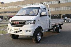 金杯 鑫卡S50 标准型 123马力 汽油 3.2米单排栏板微卡(国六)(JKC1032D6X0) 卡车图片