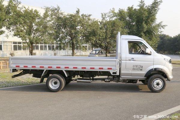 优惠0.2万上海鑫卡T50PLUS载货车促销