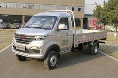 金杯 鑫卡T50 PLUS 标准型 149马力 汽油 3.855米单排栏板微卡(国六)(JKC1034D6X0) 卡车图片