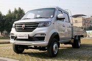 金杯 鑫卡S52 标准型 123马力 汽油 2.55米双排栏板微卡(国六)(JKC1022S6X0)