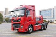 徐工 �h�L(汉风)P9 580马力 6X4 AMT自动挡牵引车(国六)(XGA4250D6WC)