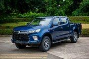 庆铃 达咖TAGA H 2021款 豪华版 长轴距 3.0T柴油 142马力 四驱 双排皮卡(国六)