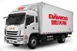 江淮 德沃斯Q9 220马力 4X2 8.2米冷藏车(国六)(HFC5181XLCB80K1E4S)图片