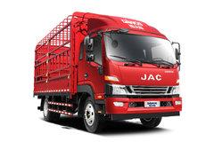 江淮 德沃斯V8 168马力 6米排半仓栅式载货车(HFC5160CCYP91K1D3V) 卡车图片