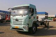 青岛解放 JK6中卡 220马力 4X2 6.75米仓栅式载货车(国六)(CA5180CCYP28K1L4E6)