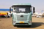 青岛解放 JK6中卡 220马力 4X2 7.7米翼开启厢式载货车(CA5180XYKP28K1L5E5A80)图片