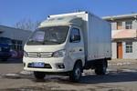 福田 祥菱M2 2.0L 122马力 CNG 3.7米单排厢式微卡(国六)(BJ5032XXY5JC6-07)图片