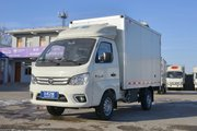 福田 祥菱M1 舒适型 1.6L 122马力 汽油 3.05米单排厢式微卡(国六)(BJ5031XXY4JV3-01)