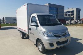 国泰汽车 EX30 2.7T 2.935米单排纯电动厢式微卡43.2kWh