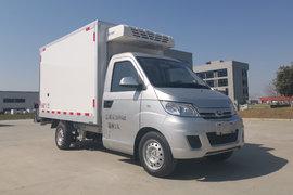 國泰汽車 EL30 2.7T 2.88米單排純電動冷藏車43.2kWh