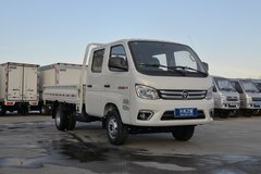 福田 祥菱M2 舒适型 1.6L 122马力 汽油 3.1米双排栏板微卡(BJ1032V4AV5-01)