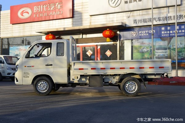 降价促销福田祥菱M1载货车仅售5万