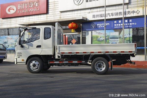 优惠0.3万 北京市福田时代M3载货车火热促销中