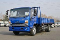 江淮 帅铃Q7 160马力 5.4米排半栏板轻卡(宽体)(国六)(HFC1128P71K2D1S) 卡车图片
